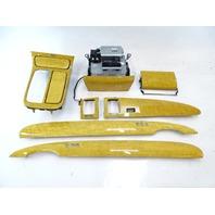 02 Lexus SC430 wood trim set