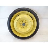 09 Toyota Prius spare wheel tire T125/70D16