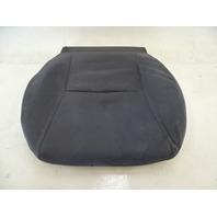 09 Toyota Prius seat cushion, bottom, left front, gray