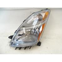 09 Toyota Prius lamp, headlight, left OEM halogen
