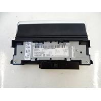07 Audi D3 A8 monitor, lcd screen display 4e0919603