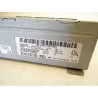 07 Audi D3 A8 module, radio tuner receiver 4e0035541