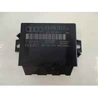 07 Audi D3 A8 module, parking assist 4e0919283