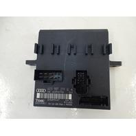 07 Audi D3 A8 module, onboard power supply 4e0907279