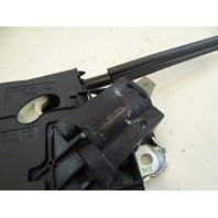 07 Audi D3 A8 lock actuator, trunk latch 4e0827645