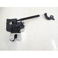 07 Audi D3 A8 lock actuator, trunk latch 4e0827645