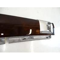 07 Audi D3 A8 wood trim, dash, right 4e1857186