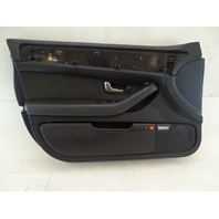 07 Audi D3 A8 door panel, left front, black