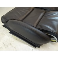07 Audi D3 A8 seat cushion, bottom, left front, black