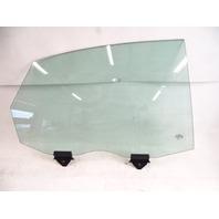 07 Audi D3 A8 glass, door, right rear