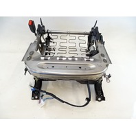 18 Toyota 4Runner seat track w/motors, left front 71620-35043 w/o vented