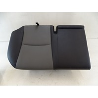 18 Toyota 4Runner seat cushion, bottom, right rear, gray/black softex