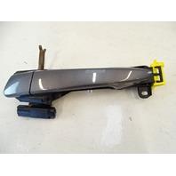 13 Lexus RX350 door handle w/ wiring, exterior, left rear