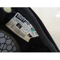 13 Lexus RX350 door panel, interior, light gray/black, right rear