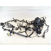 13 Lexus RX350 wiring harness, front end main, engine, w/fuse box 82111-0e650