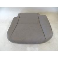 13 Lexus RX350 seat cushion, bottom, left rear, light gray