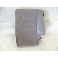 13 Lexus RX350 seat cushion, back, left rear, light gray