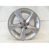 13 Lexus RX350 wheel, 18x7.5 silver alloy 42611-0E200 5 spoke OEM