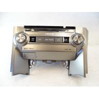 18 Lexus GX460 receiver, cd player dash control unit 86130-60124