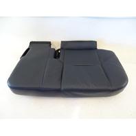 18 Lexus GX460 seat cushion, bottom, 2nd row, left, black