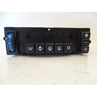 90 Mercedes W126 560SEL 420SEL switch, AC heater climate control 1268301085