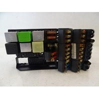 90 Mercedes W126 560SEL 420SEL fuse box, front 1265400032
