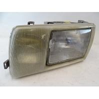 90 Mercedes W126 560SEL 420SEL lamp, headlight, left 1268200959