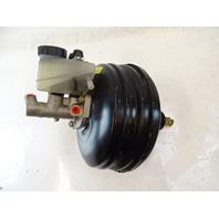 90 Mercedes W126 560SEL 420SEL brake booster and master cylinder 0034302230