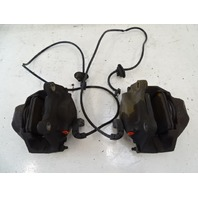 90 Mercedes W126 560SEL 420SEL brake calipers, front, left and right, ate