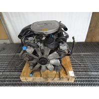 90 Mercedes W126 560SEL engine, motor V8 M117 124,960 mi
