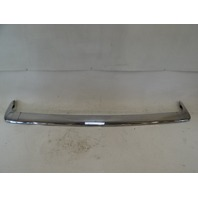90 Mercedes W126 560SEL 420SEL trim, bumper chorme, rear 1268856174