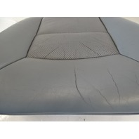 89 Mercedes W126 420SEL 560SEL seat cushion, bottom, right front, gray