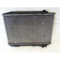 89 Mercedes W126 420SEL 560SEL radiator, behr 1265004803