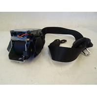 07 Mercedes W219 CLS63 CLS550 seat belt, right front, black