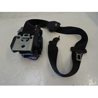 07 Mercedes W219 CLS63 CLS550 seat belt, left front, black