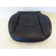 07 Mercedes W219 CLS63 seat cushion, bottom, left front, black