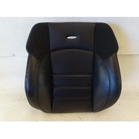07 Mercedes W219 CLS63 seat cushion, back, right front, black