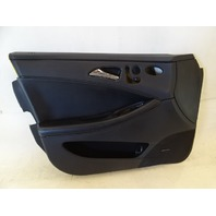07 Mercedes W219 CLS63 CLS550 door panel, left front, black