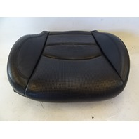 07 Mercedes W219 CLS63 seat cushion, bottom, right front, black
