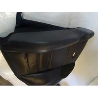 07 Mercedes W219 CLS63 seat cushion, back, left front, black