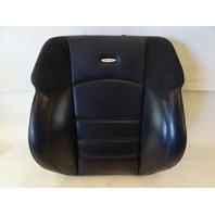 07 Mercedes W219 CLS63 seat cushion, back, left front, black