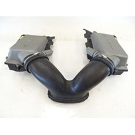 07 Mercedes W219 CLS63 airbox set, air cleaner 1560940606 1560940506
