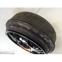 07 Mercedes W219 CLS63 spare wheel tire, 6.5x19 ET14 2304012702