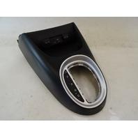 16 Kia Soul trim, center console panel 84651-B2000 black