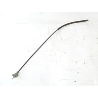 80 Mercedes R107 450SL speedometer cable, rear