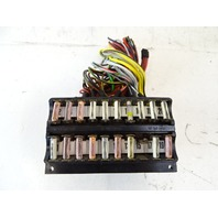 80 Mercedes R107 450SL fuse box 1075400450
