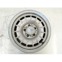 80 Mercedes R107 450SL wheel, 6.5x14 1084001002 silver