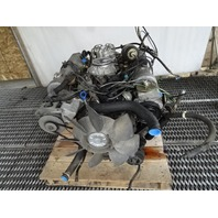 80 Mercedes R107 450SL engine, motor V8 M117 145,682 mi