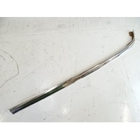 80 Mercedes R107 450SL trim, hardtop moulding, left rear, lower