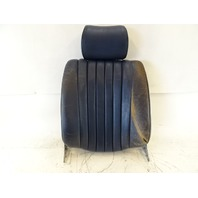 80 Mercedes R107 450SL seat cushion, back, left, blue